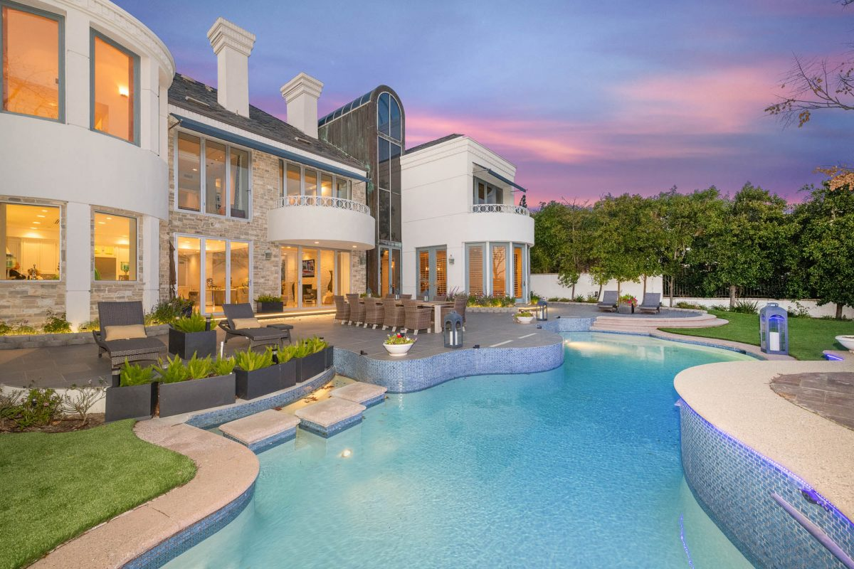 A $10-million home in Los Angeles