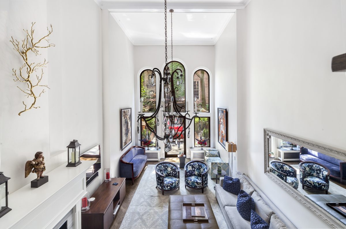 A $10-million townhome in Manhattan's Lenox Hill