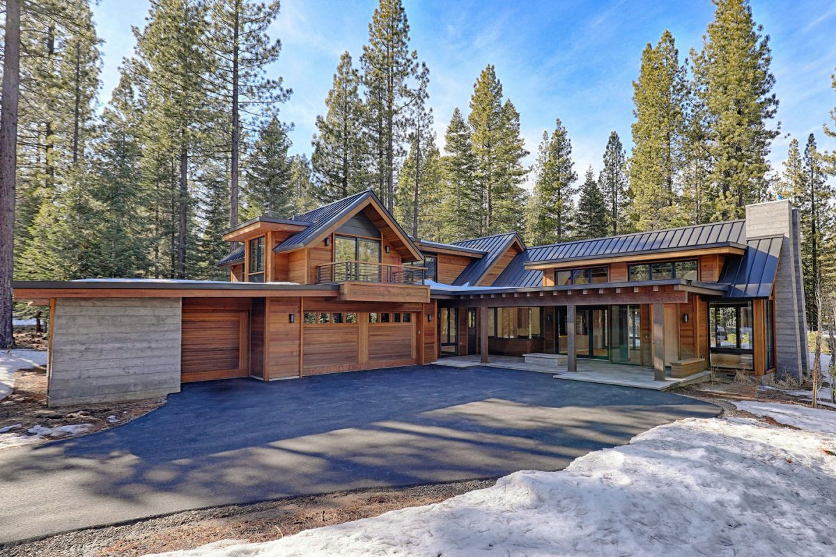A $3-million home in Truckee